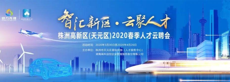 株洲高新区(天元区)2020...